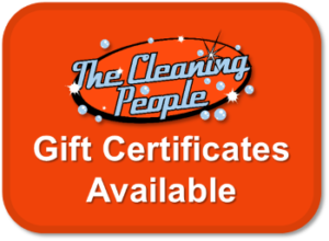 the cleaning people gift certificates